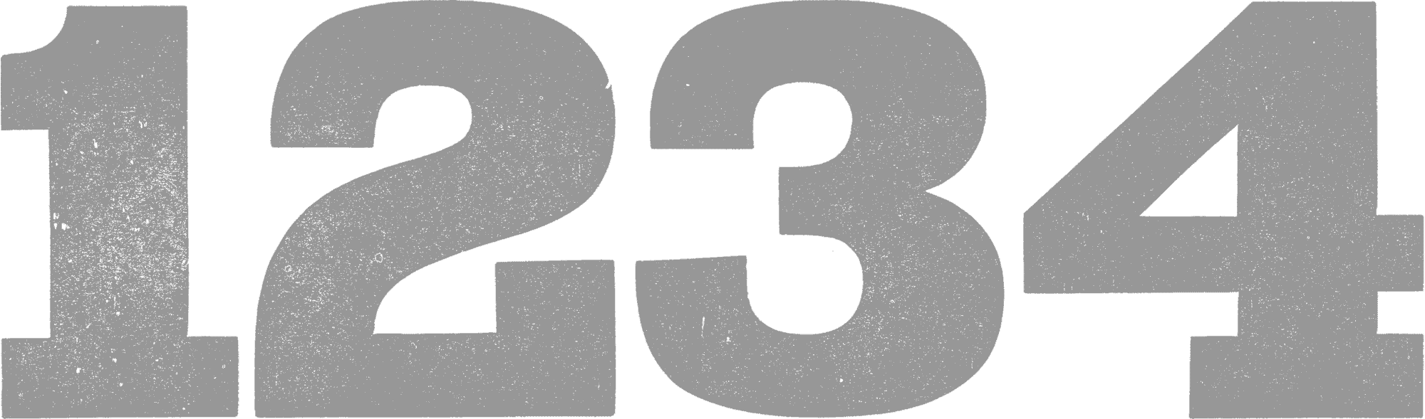 Sample of Egyptian wood type numbers