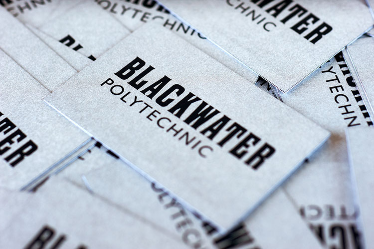 blackwater_poly_letterpress_business_cards_duplexed_silver_duplexed_750