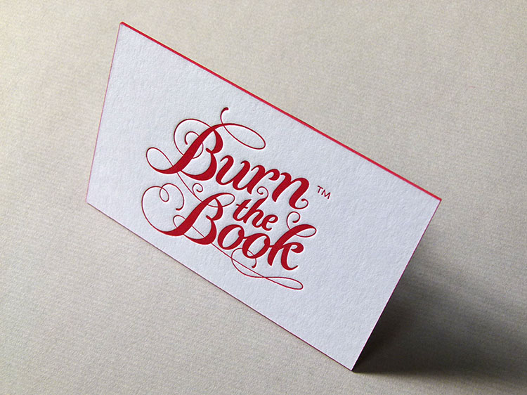 burn_the_book_letterpress_business_cards_single_750