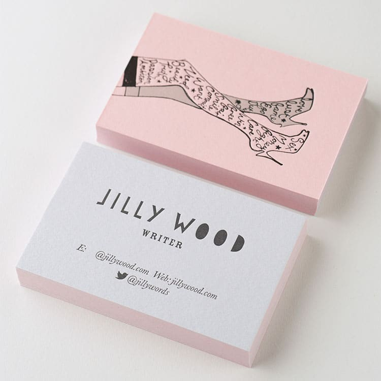 jilly_wood_letterpress_business_cards_duplexed_750