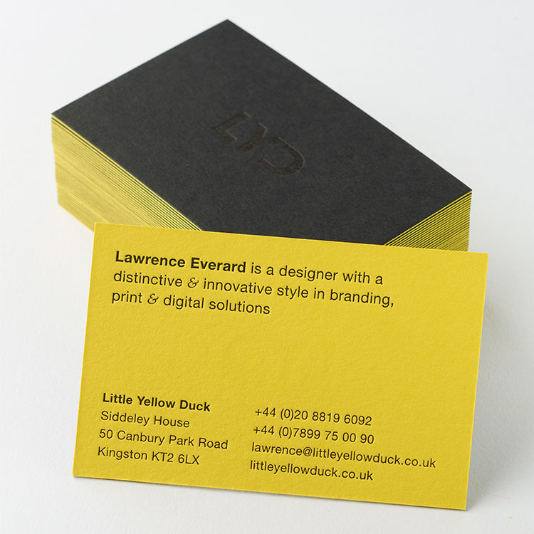 lyd_letterpress_business_cards_duplex_yellow_black_750