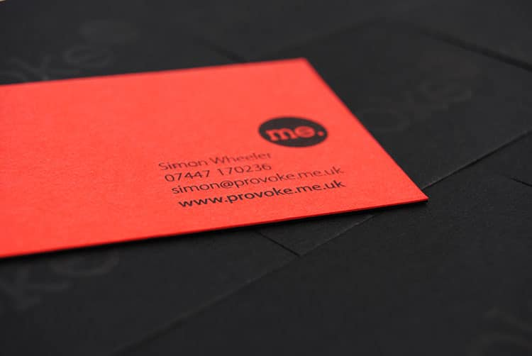 provoke_duplex_colorplan_letterpress_business_cards_red_black_back_detail_750