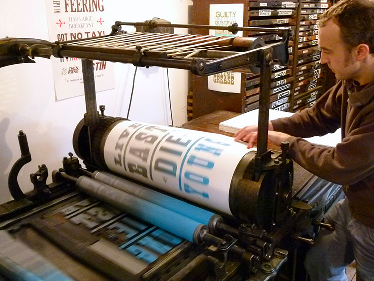 pure_evil_live_east_die_young_wood_type_poster_printing_750