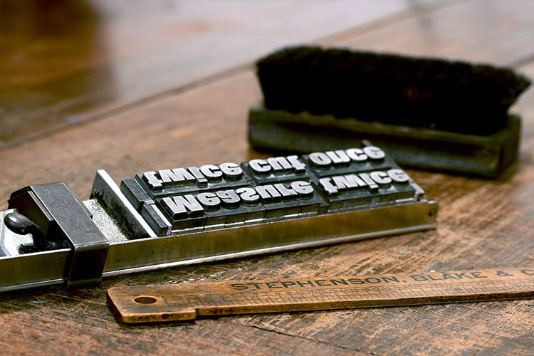 taxi_studio_letterpress_postcards_setting_stick_folio_helvetica_750