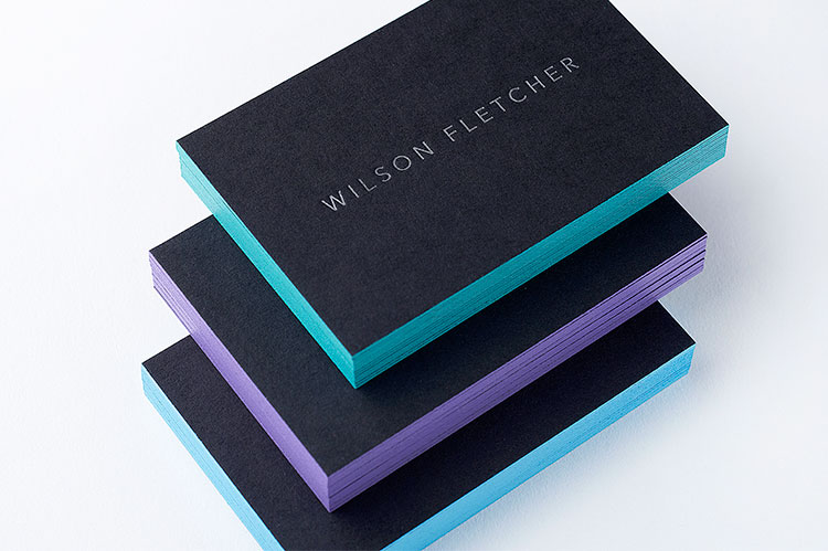 wilson_fletcher_colorplan_black_letterpress_business_cards_edge_painted_750