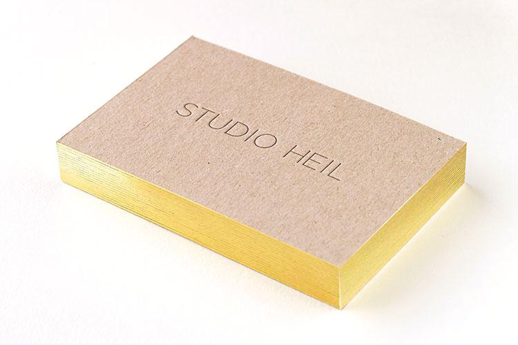 studio_heil_letterpress_business_cards_gilt_edged_stack_750
