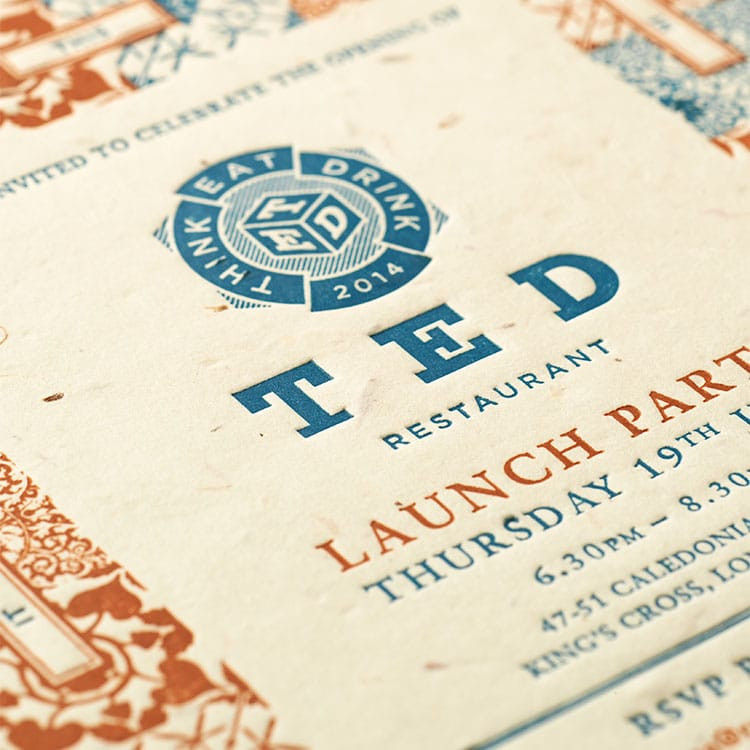 ted_restuarant_letterpress_vip_invitation_seeded_handmade_paper_detail_750