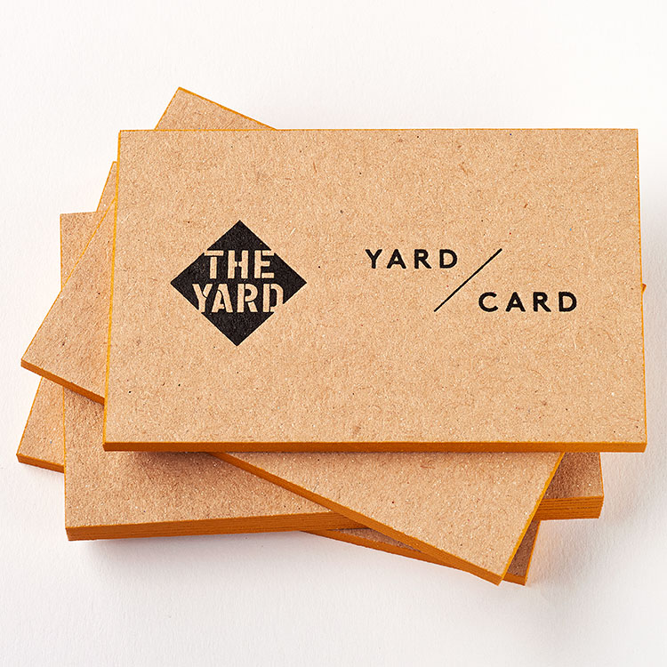 yard_business_card_cairn_recycled_edge_painted_letterpress_stack_750