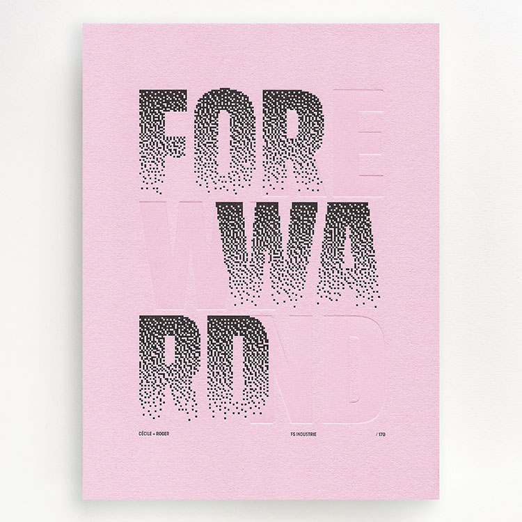 fontsmith_industrie_letterpress_prints_cecile+roger_750