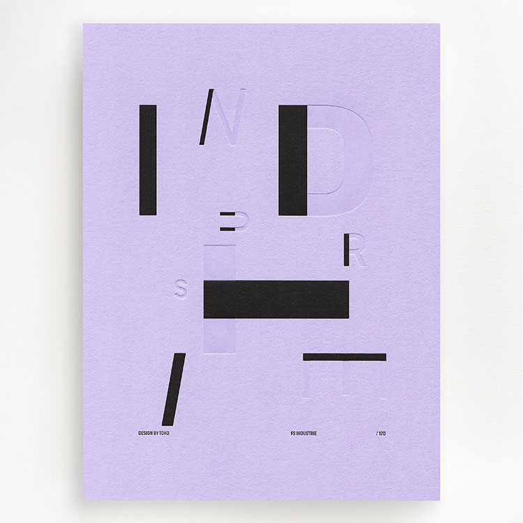 fontsmith_industrie_letterpress_prints_toko_750