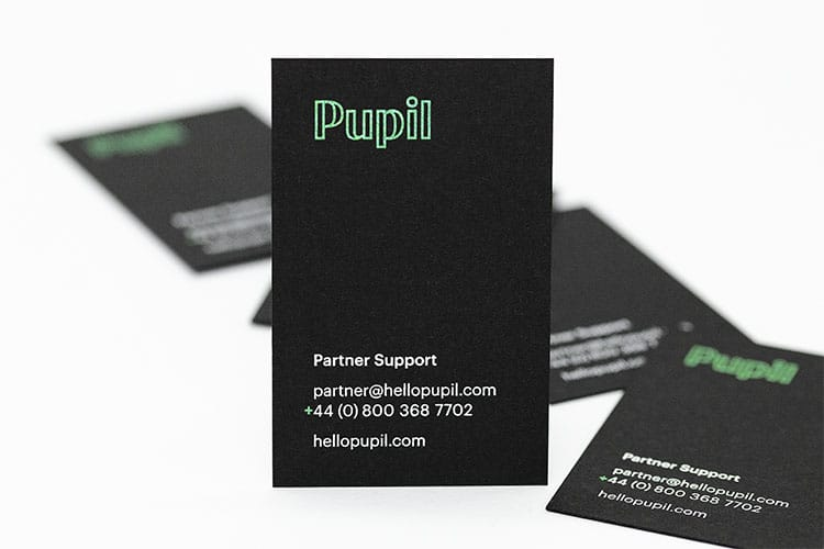 pupil hot foil business cards_750