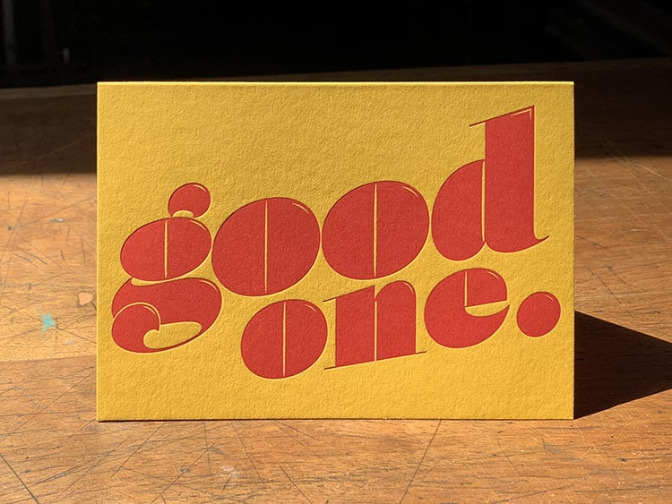 GOOD letterpress card 1_750