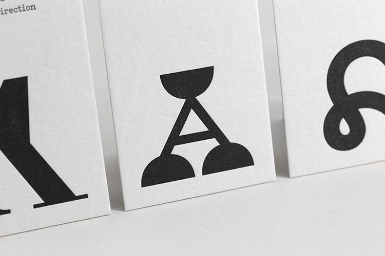 atelier dyakova letterpress business cards wild white macro-750