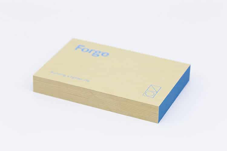 forge business cards hot foil gmund kraft 8_750
