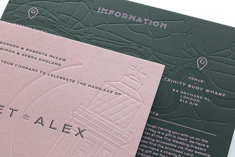 alex england letterpress wedding stationery information 2 750