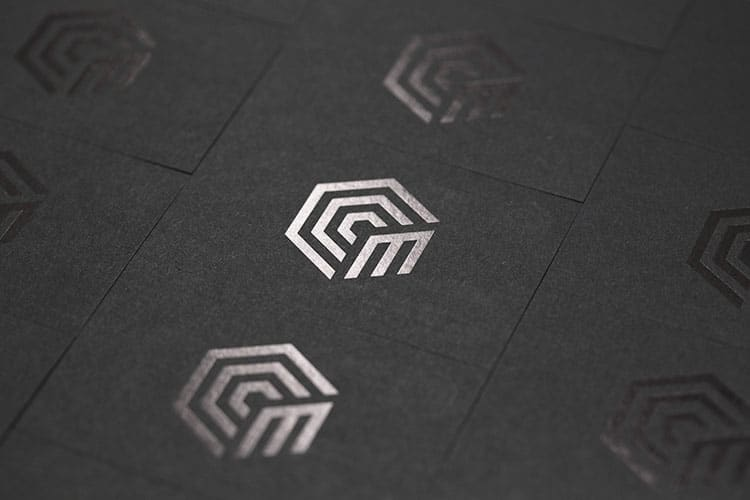 cubic motion business cards front_750