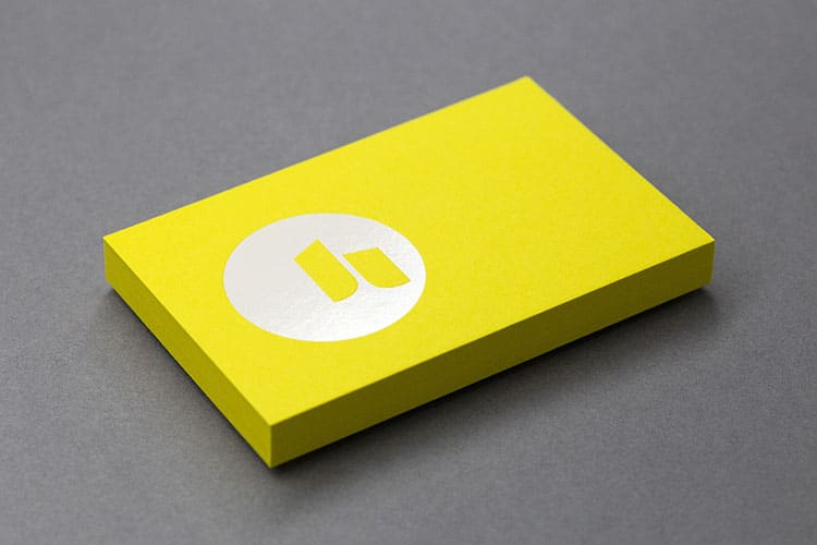 hive hot foil business cards stack fronts 2_750