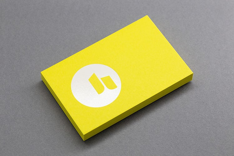 hive hot foil business cards stack fronts_750