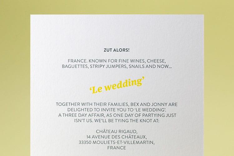on se marie letterpress wedding invitation back_750