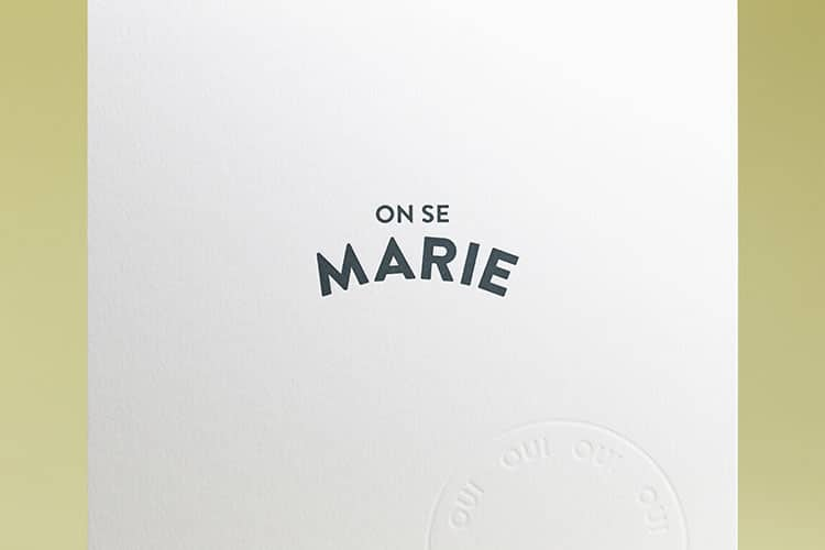 on se marie letterpress wedding invite macro_750